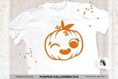 Jack o Lantern Pumpkin SVG Bundle Pumpkin face SVG Halloween Product Image 2