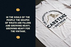 Wolfer | The Adventure Vintage Font Product Image 5
