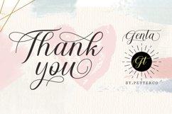 Genta Font Product Image 6