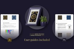200 Islamic ornaments collection Product Image 2