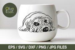 Cockapoo, Cavapoo, Goldendoodle Doodle dog mom svg Product Image 3