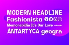 GR Altosa Typeface Product Image 6