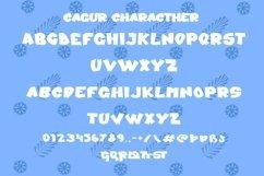 Web Font Cagur - Display Font Product Image 6