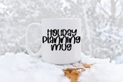 Web Font Christmas Party - A Hand-Lettered Font Duo Product Image 2