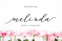 Melinda Script Product Image 1