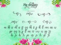 My Darling Script  Bonus Product Image 4