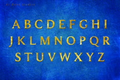 HORACE, A Strong Serif Type Product Image 3