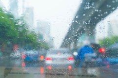 Rain Overlays, Photo Effect Rain, Rain Photo Overlays Product Image 3