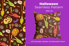 Halloween Pattern Product Image 1