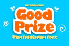 Good Prize Product Image 1
