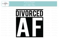 Divorced AF Product Image 1