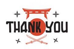 Saburo - Quirky Display Font Product Image 6