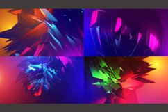 Future - 20 Abstract 3D Backgrounds Product Image 4