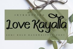 Love Kayalla Product Image 1