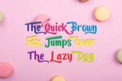 Candylove - Playful hand lettering brush font Product Image 3