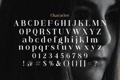 Anya Tamy - Classic Serif Font Product Image 14