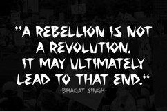 Rebel Nation - Graffiti Font Product Image 6