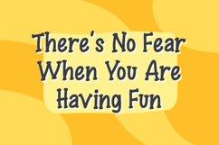 Sweet Childish Happy font Product Image 3