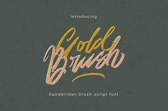 Gold Brush Product Image 1