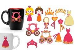 Just For Girls Clip Art Illustrations Huge Bundle Product Image 4