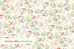 Watercolor Rustic Forest Set Product Image 5