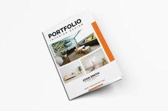 Interior Design bifold Brochure | Multipurpose Brochure Product Image 11
