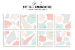Pastel Abstract Shapes collection #5 Product Image 2