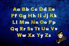 Atomic Typeface Product Image 5