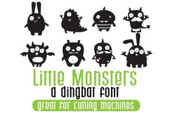 DB Little Monsters Product Image 1