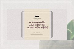 GRUNGE Facebook sale and quote pack Product Image 11