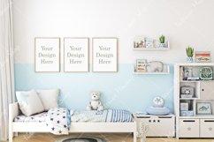 Frame mockup, Poster Mockup, Mockup in interior Product Image 1