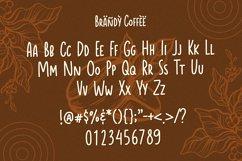 Web Font - Brandy Coffee Product Image 5