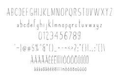 Vannah Font Duo + Bonus Clipart Product Image 2