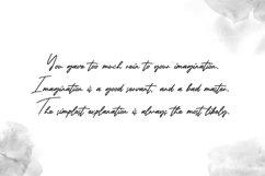 Georgiess Signature | Elegant Signature Font Product Image 5
