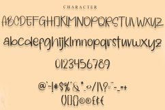 Butter Cheese - Smart Handwritten Font Product Image 2