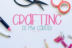 Crafting Is My Cardio Product Image 1