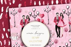 Be My Valentine Patterns Product Image 6