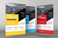 Advertising Company Flyer Template Product Image 3