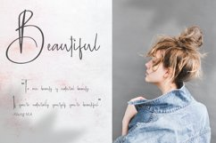Geovanice - Casual Signature Font Product Image 3