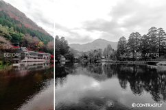 Black & White Photoshop Actions Product Image 2