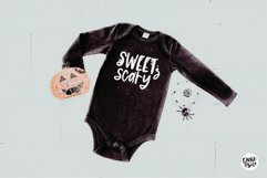 BLACK WIDOW a Webbed Halloween Font Product Image 5