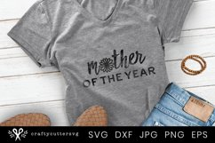 Mother's Day SVG Bundle | Mom Quotes Shirt Bundle Product Image 13