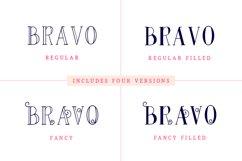 Bravo Sir Font Family Product Image 2