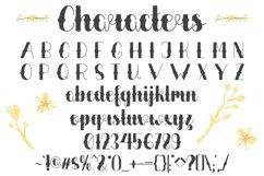 Lilytulip Script Font Product Image 5