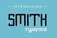 Smith Typeface Product Image 1