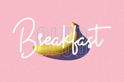 Hunny Straw Font Collection Product Image 6
