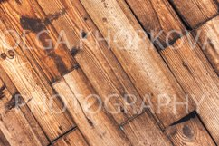 Rustic wooden backgrounds set Product Image 8