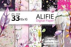 Alifie Digital Paper Product Image 5