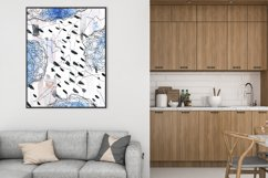Wall Art Print,many color patterns Product Image 6