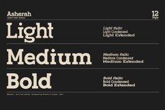 Asherah - Serif font family Product Image 5